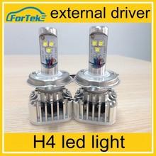 2015 new era h4 led high low beam car h4 led headlight bulbs h4 high power led headlight top quality