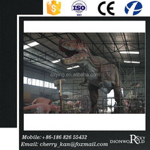 Life -like silicone rubber dinosaur _t-rex /Simulation dinosaur