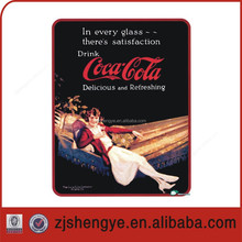 Hot selling good quality copies of old vintage metal signs