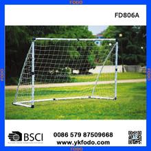 folding plastic soccer goal, football goal, sports goal net FD806A