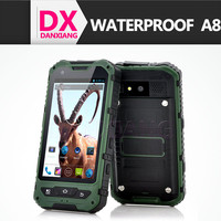 4.0 Inch IP68 Waterproof A8 Android 4.2 3G WCDMA GPS Rugged Phone