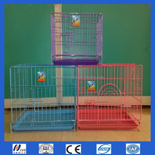 Pvc Coated Folding Pet Cages Metal Breeding Dog Fence Cage