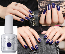 2015 new arrival gel polish nail systems/soak off color gel polish nail product