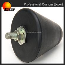 customized high performance M3/M4/M5 rubber damper, rubber vibration damper for car