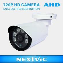 1.0MP/ 1.3/ 2.0MP 720P/ 1080P Water Proof AHD CCTV IR Bullet Camera/ Analog Camera/ Video Surveillance/ Monitoring/ Security