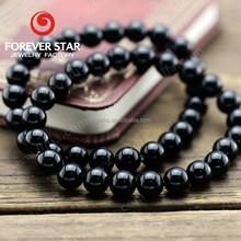 2015 Best Selling 8mm Round Natural Gemstone Bead Stretch Bracelets