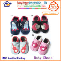 Old sole best sales cheap korean leather baby shoes