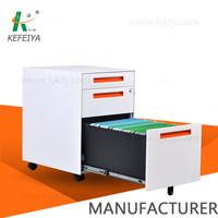 Office furniture metal filing cabinet for sale