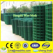 Heavy Gauge PVC Coated Welded Wire Mesh