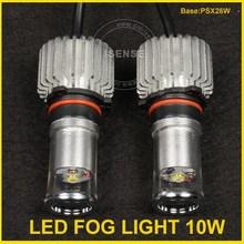 1200 lumen 10*2 =20W Car Truck White Headlight Fog Bulb fog light for mini cooper