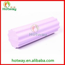 Chinese Best Quality Yoga Solid Foam Rolller Stretch Roller for Back Muscle and Fitness