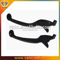 Handlebar Chrome Hand Control Reservoir CNC Brake Clutch Levers black gy6 motorcycle brake lever