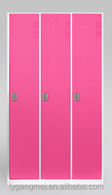 Clothing storage wardrobe closet steel locker cabinet