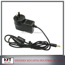 Keyuantai 12W AC DC Adapter & Power Supply AC 100-240V 50/60Hz DC 5V2000mA / 12V1000mA Mobile phone Charger