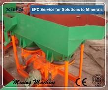 LT Gravity Separator Equipment , Gold Jigger Price