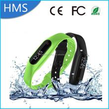 2015 New Arrival Touch Screen Bluetooth Smart Bracelet Watch Sport Health Sleep Monitoring Smart Wrist E06
