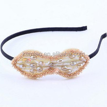 2014 fashion hair accessories alice band rhinestone headbands