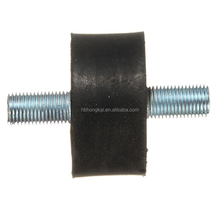 Rubber shock absorber rubber vibration isolator installed 16 x20x25mm