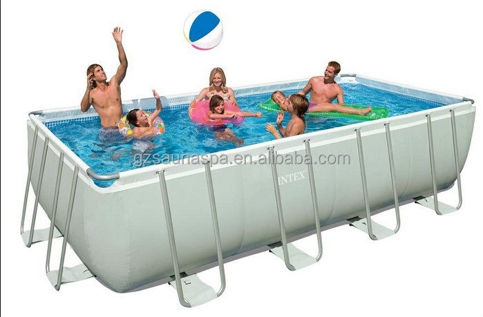 Best Swimming Pools Product : Rectangular above ground swimming pool best price buy