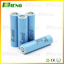 High Drain 18650 Battery samsung inr18650-25r lithium ion battery 2500mAh 3.7v Rechargeable Battery