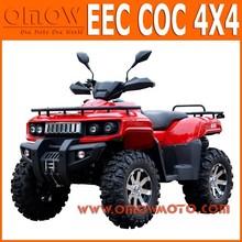 EEC 400cc 4x4 Street Legal ATV For Sale
