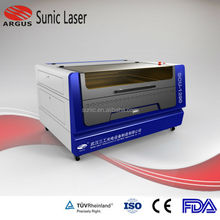 High precision 1290 Perfect performance co2 laser cutting machine knitting embroidery balsa