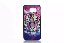DIY Pattern PC hard phone case cover for Samsung S6