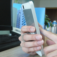 2015 unique ring holder for mobile phone, universal car holder for smartphone