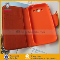 High Quality Stand Leather Case for Samsung Galaxy Grand Duos i9082 i9080
