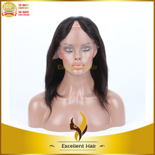 straight middle parting malaysian virgin remy short u part wigs for black women