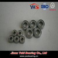 double sided flange bearing mf126zz