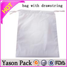 YASON muslin drawstring bags wholesale custom velvet drawstring pouch bag cotton drawstring bag