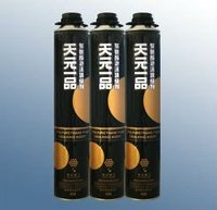 polyurethane construction joint /spray canned PU foam sealant manufacturer in China