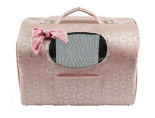 NEW PRODUCT PRINCESS STYLE PET TOTE CARRIER AIRLINE APPROVED PET CARRIER PET DOG CARRIER