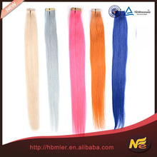 Top Best Qulity Wholesale Seamless Water proof Skin Weft 30 inch remy tape hair extensions