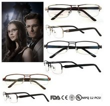 2015 hotsell women men eyeglass frames repair with spring hinge