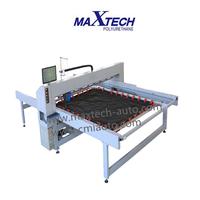MAX-QM Single needle quilting machine
