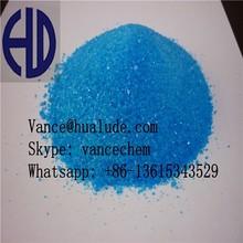 ammonium hydrogen fluoride copper sulphate powder