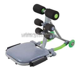 Good quality ab total core abdominal slim manual fitness equipment with twister