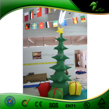 Hongyi top quality custom cheap inflatable christmas product trees party for sale
