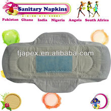 abc sanitary napkin heavy flow sanitary napkins Negative Ion Sanitary Napkin