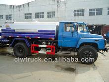 Venta caliente 140 dongfeng camión de agua, 8-10cbm spray de agua de camiones en marruecos