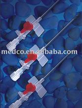 I.V. catheter with injection valve