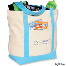 Environmental health Canvas bag