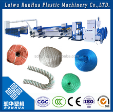 plastic LDPE hdpe filament plastic wire making machine