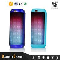 T-2219A 7W*7W active bluetooth speaker with rechargeable battery
