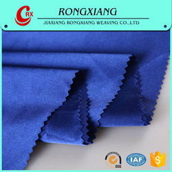 Designer fabric supplier Best selling Casual Woven plain dying satin fabric