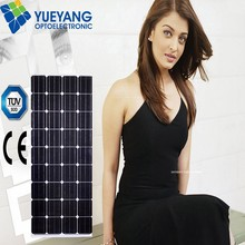 Monocrystaline 150W PV Solar Panel Good Price