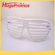 Club Dance Party Sunglasses Hip Hop Fashion Full Shutter Glasses