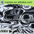 nuevo diseño de poliéster spandex supplex la tela de lycra